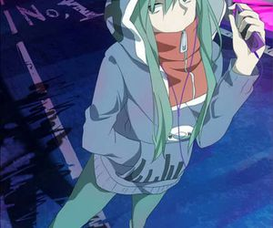 anime girl and kagerou project image