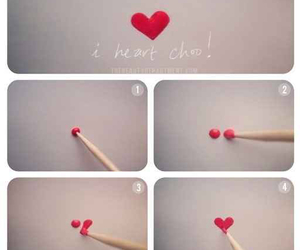 beauty, diy, and hearts image