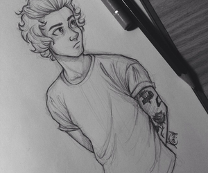 animated, handsome, and Harry Styles image