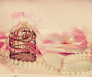belt, cage, and pink image