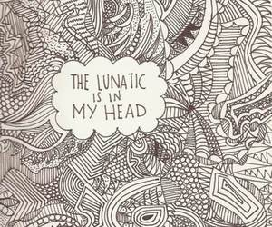 lunatic and head image