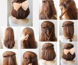 hair, hairstyle, and cute image