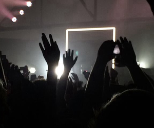 concert, music, and the 1975 image