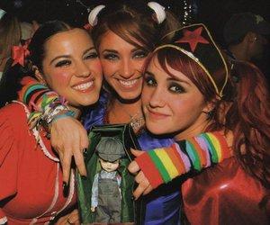 Anahi, RBD, and dulce maria image