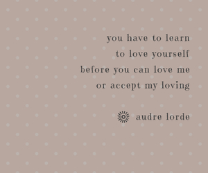 quote and audre lord image