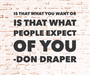 don draper and quote image