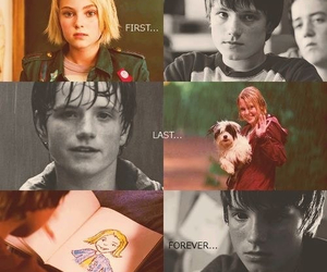 movie, josh hutcherson, and bridge to terabithia image