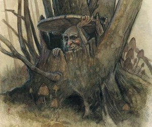 forest and wood goblin image