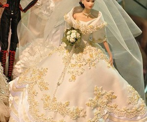 bride and barbie image