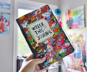 wreck this journal and ideas image