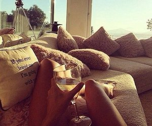luxury, summer, and relax image