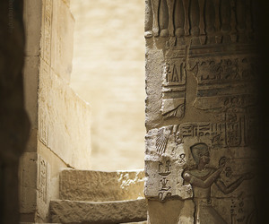 egypt, tumblr, and hieroglyphs image