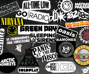 all time low, arctic monkeys, and blink 182 image