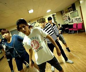 dance, kpop, and ukiss image