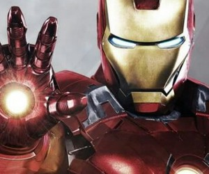 Avengers, tony stark, and iron man image