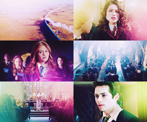 harry potter and teen wolf image