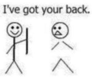 lol and got your back image