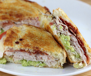 sandwich and food image