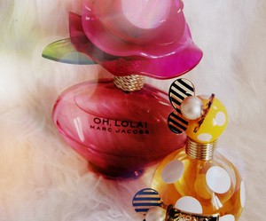 marc jacobs, perfume, and oh lola. honey image