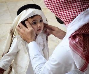 islam, baby, and muslim image
