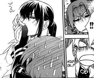 d.gray-man, kanda, and manga image