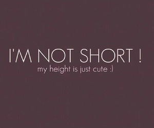 cute, short, and quote image