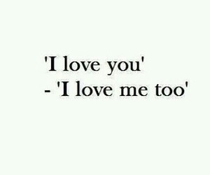 love, funny, and I Love You image