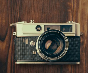 old, vintage, and camera image