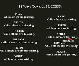 smile, study, and success image
