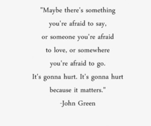 john green, quotes, and quote image