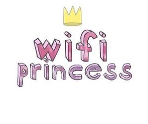 wifi and princess image