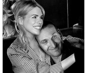 doctor who, rose, and christopher eccleston image