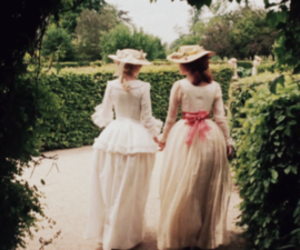 garden and marie antoinette image