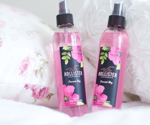 hollister, pink, and girly image