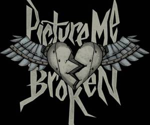 band logo and picture me broken image