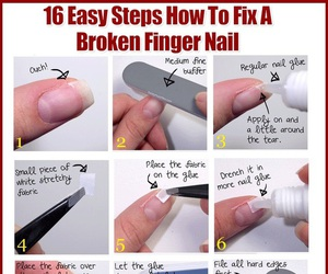 nails, diy, and tips image