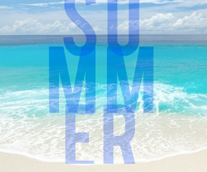 awesome, blue, and summer image