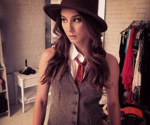 actress, spencer hastings, and troian belissario image