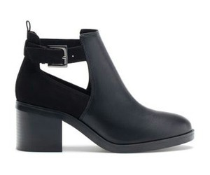 black, shoe, and boot image