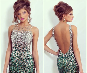 cocktail dress, glamour, and missesdressy image