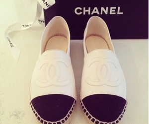 chanel, shoes, and chanel shoes image