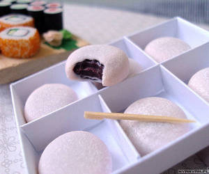 food and mochi image