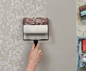 wall, paint, and ideas image
