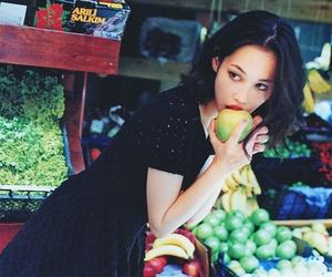 fruit, apple, and kiko mizuhara image