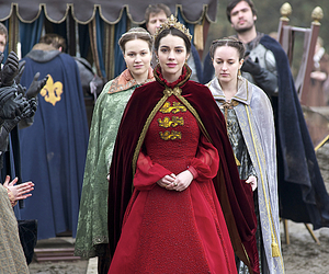 reign, Queen, and adelaide kane image