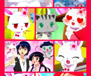 anime, jewel pet, and jewelpet image