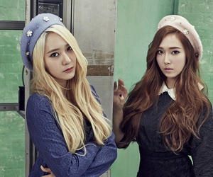 girl, krystal, and jessica image