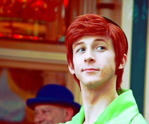peter pan, disney, and spieling peter image