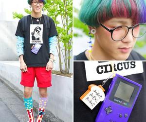 boy, fashion, and Harajuku image