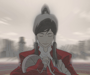 calm, red, and lok image